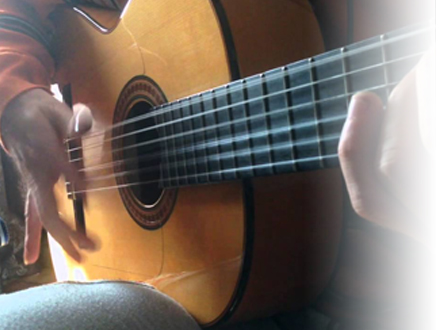 classical guitar lessons sutton coldfield